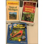 The Kid's Guide to Birds of Michigan: Fun Facts, Activities and 86 Cool Birds